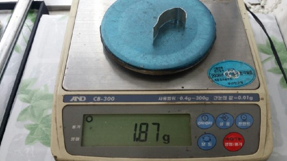 weight of silver piece